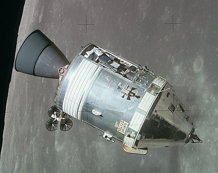 nasa apollo spacecraft command and service module news reference - photo #17