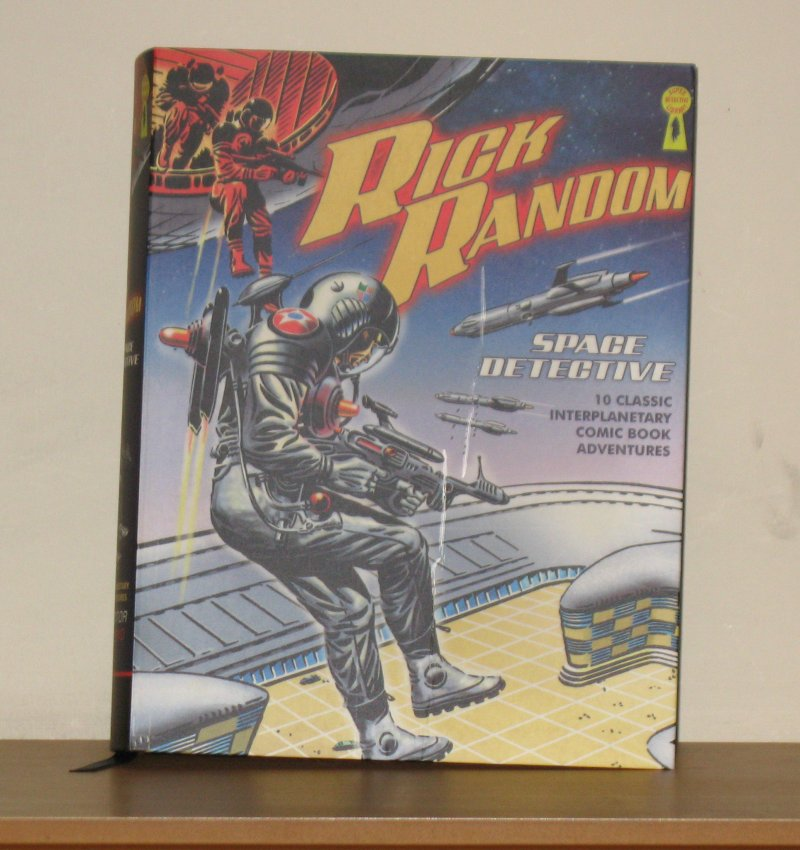 Science Fiction Graphic Novels: It Doesn't Have To Be Right
