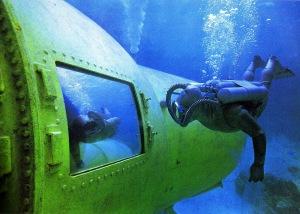 19_Conshelf-II-Diver