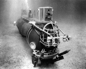 Aluminaut submersible