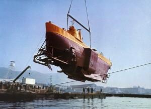 Archimède bathyscaphe
