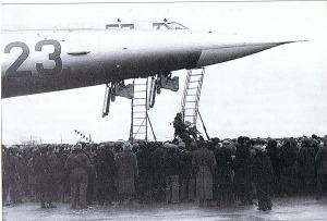 Myasishchev M-50 Bounder
