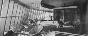 Lookout Bar aboard SS Oriana