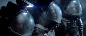 A still from Ridley Scott's Alien