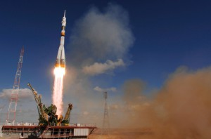 Expedition 18 Soyuz TMA-13 Launch