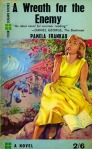 Frankau, Pamela - A Wreath for the Enemy old paperback cover