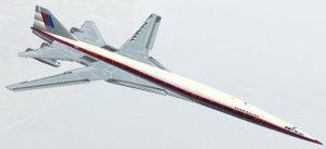 Boeing 2707 SST