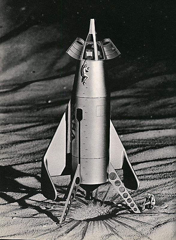 lunar landing spacecraft - photo #28