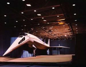 Lockheed L-2000 SST