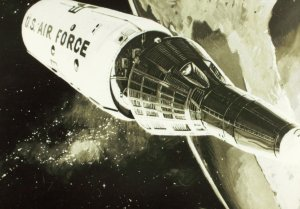 USAF's Manned Orbiting Laboratory