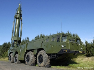 Scud: Soviet, and now Russian, tactical ballistic missile (1957 - present))