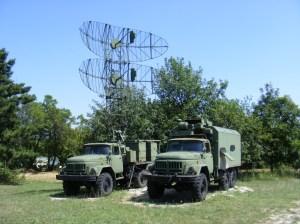 1RL134 (P-19 Danube) radar