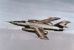 Yakovlev Ya-28 Brewer